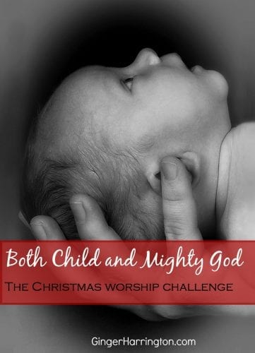 Both Child and Mighty God