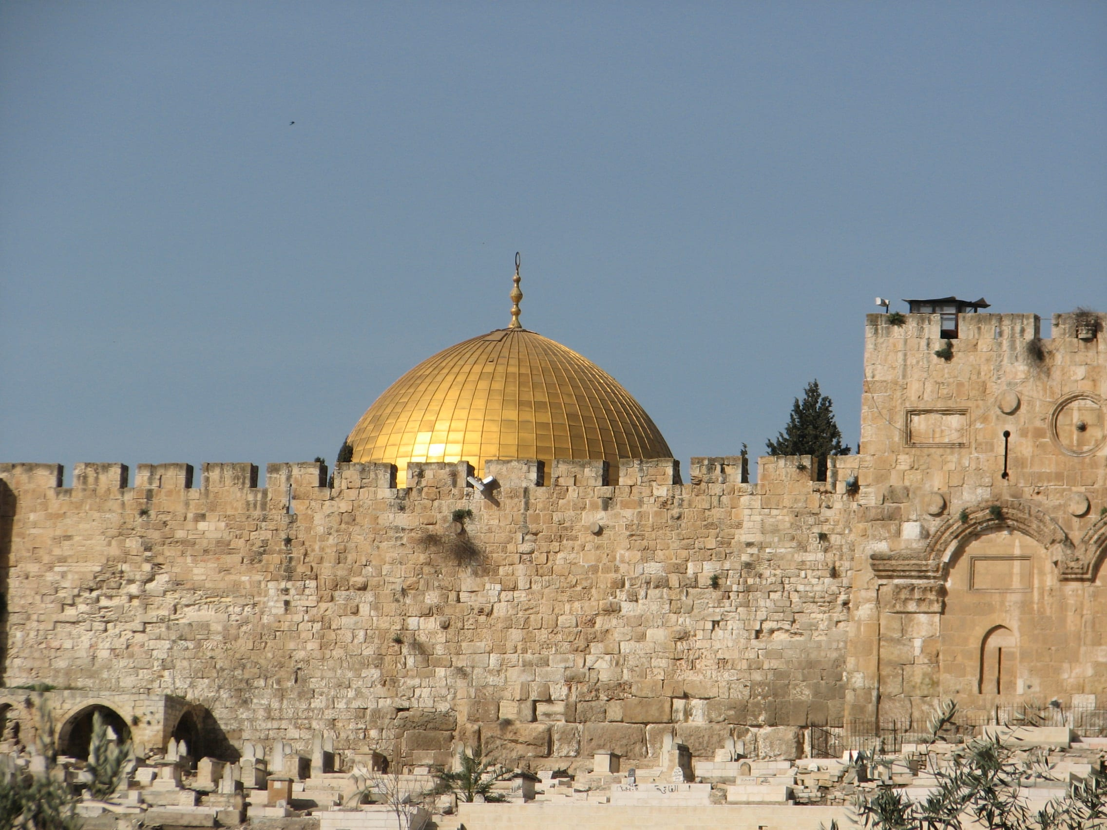 Pictures of Days in Jerusalem–a Recent Trip