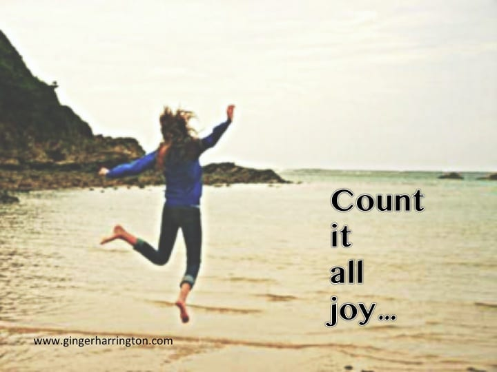 Count On: The Joy of Perseverance