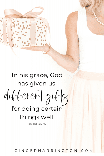 When it comes to calling and spiritual gifts we are often far more concerned with what we think we can't do , rather than on what God can do. Discovering your spiritual gifts is part of knowing God's calling for your life and learning to trust God in the process of ministry is part of a deeper life with God.