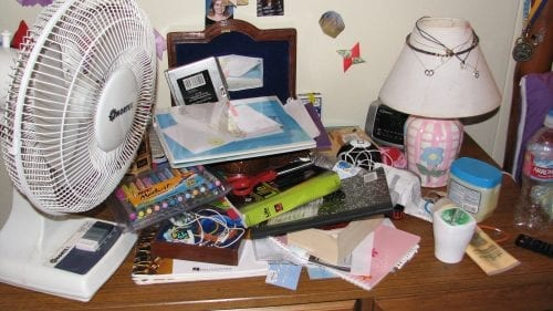The Messy Desk