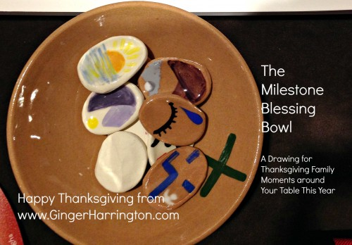 Blessing Bowl Drawing