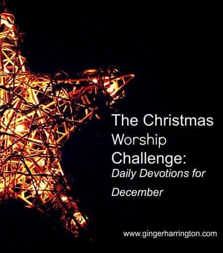 Christmas Worship Challenge Meme