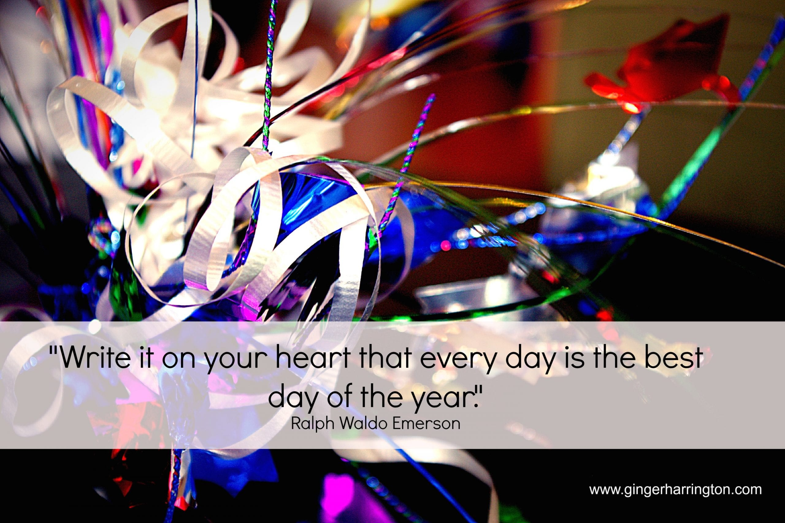 Avoid the Resolution Rut: Make Every Day Your Best Day