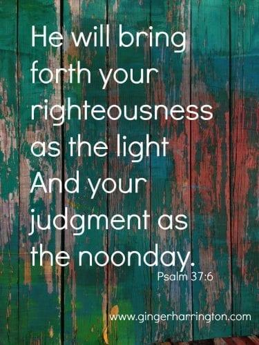 Psalm 37:6