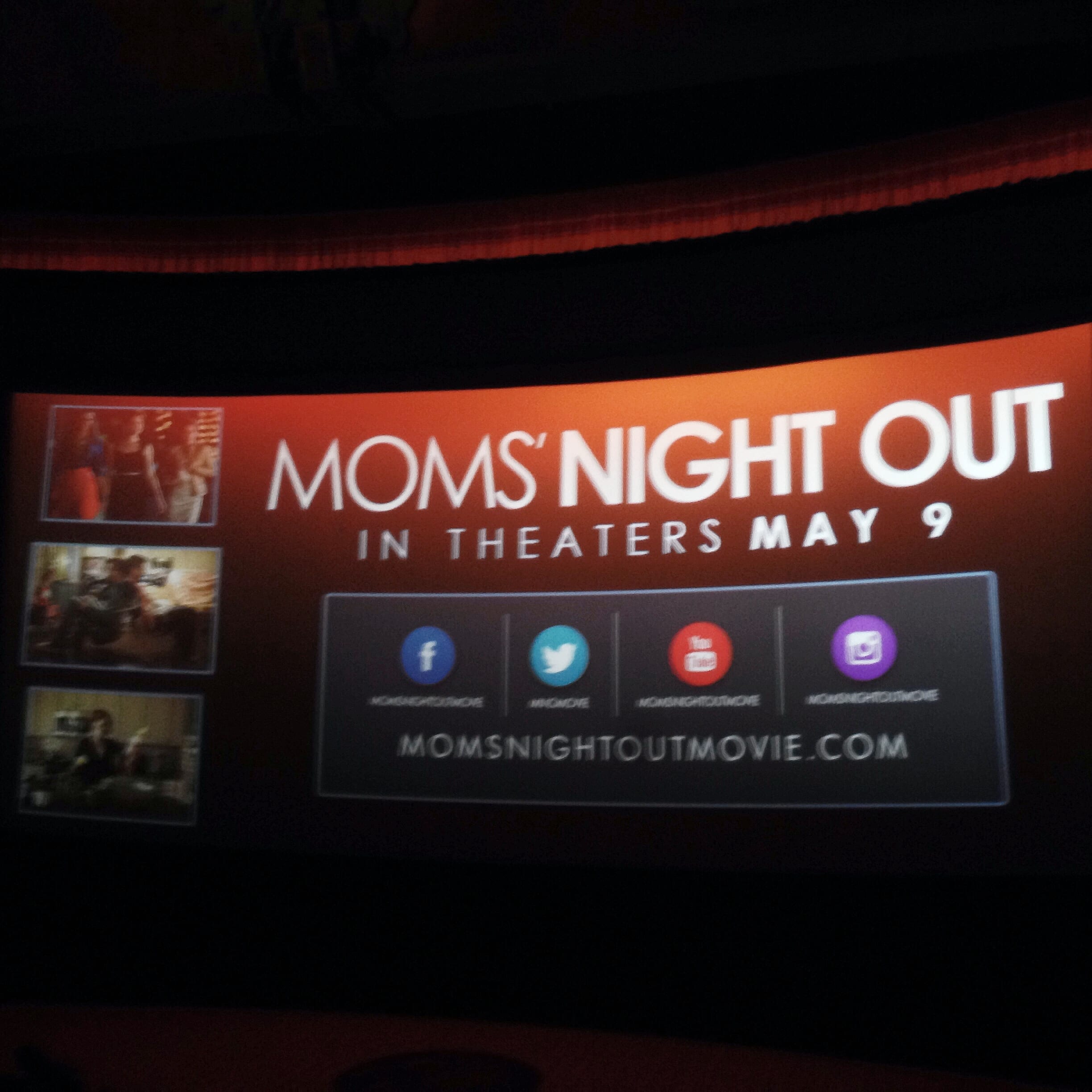 Movie Review: Mom's Night Out Movie Fun for Moms of All Kinds