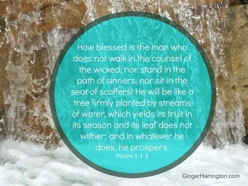 Psalm 1-1-3