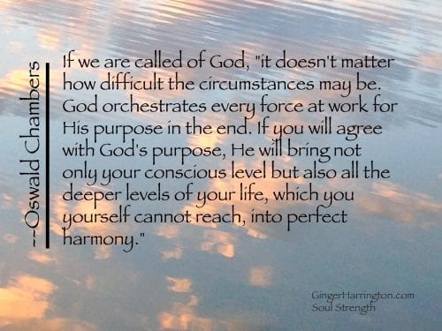 Oswald Chambers Quote 1