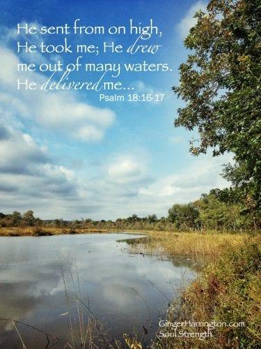 Psalm 18-16