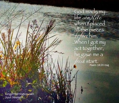 Psalm 18-20