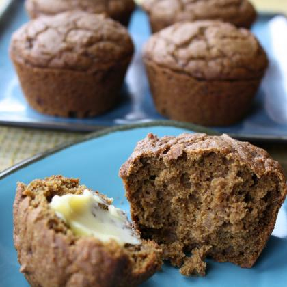 Simple Pumpkin Muffins 3