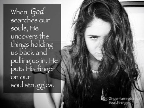 soul struggles