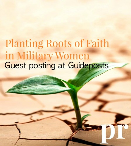 Sharing about Planting Roots at Guideposts