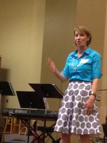 Kori Yate, our director at Planting Roots, talked on the importance of letting God grow our spiritual roots deep.