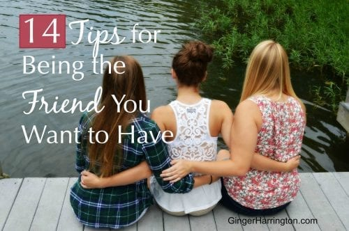 14 Tips for Being the Friend You Want to Have