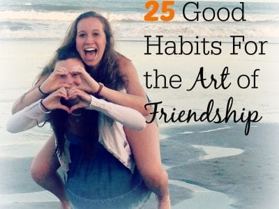 good friends, Ginger Harrington, Relationships