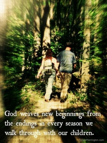 God Weaves New Beginnings