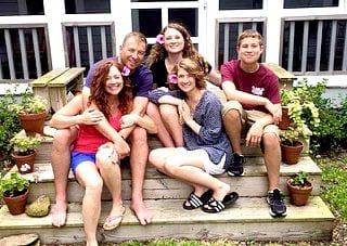 Kris's Family