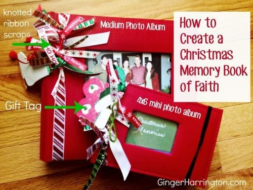 Scrapbooking, Christmas, Family Activity