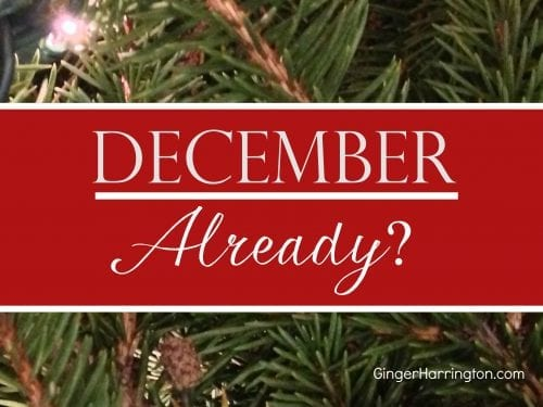 December Already