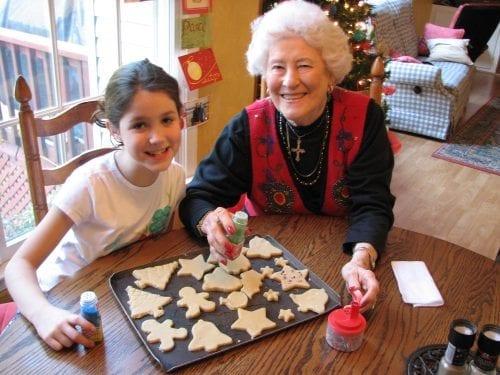 Christmas Cookie Fun