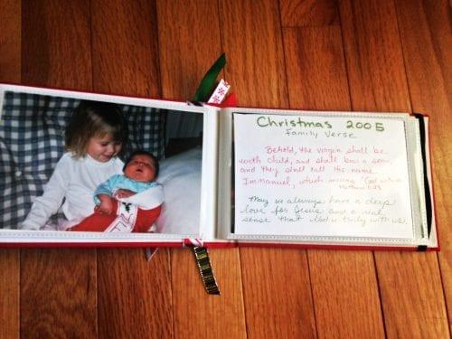 Faith, Christmas, Scrapbooking, Family Activities