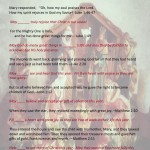Christmas Verses and Prayers