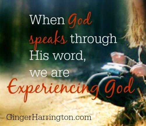 Hearing God, Listening to God, The Bible, God's Word, Experiencing God, Henry Blackaby