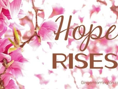 Hope Rises: An Easter Poem