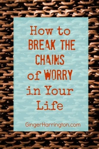 Learn 7 powerful strategies God taught me in overcoming worry and anxiety.
