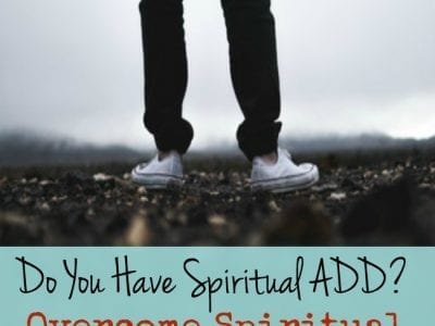 Overcome Spiritual Distractions