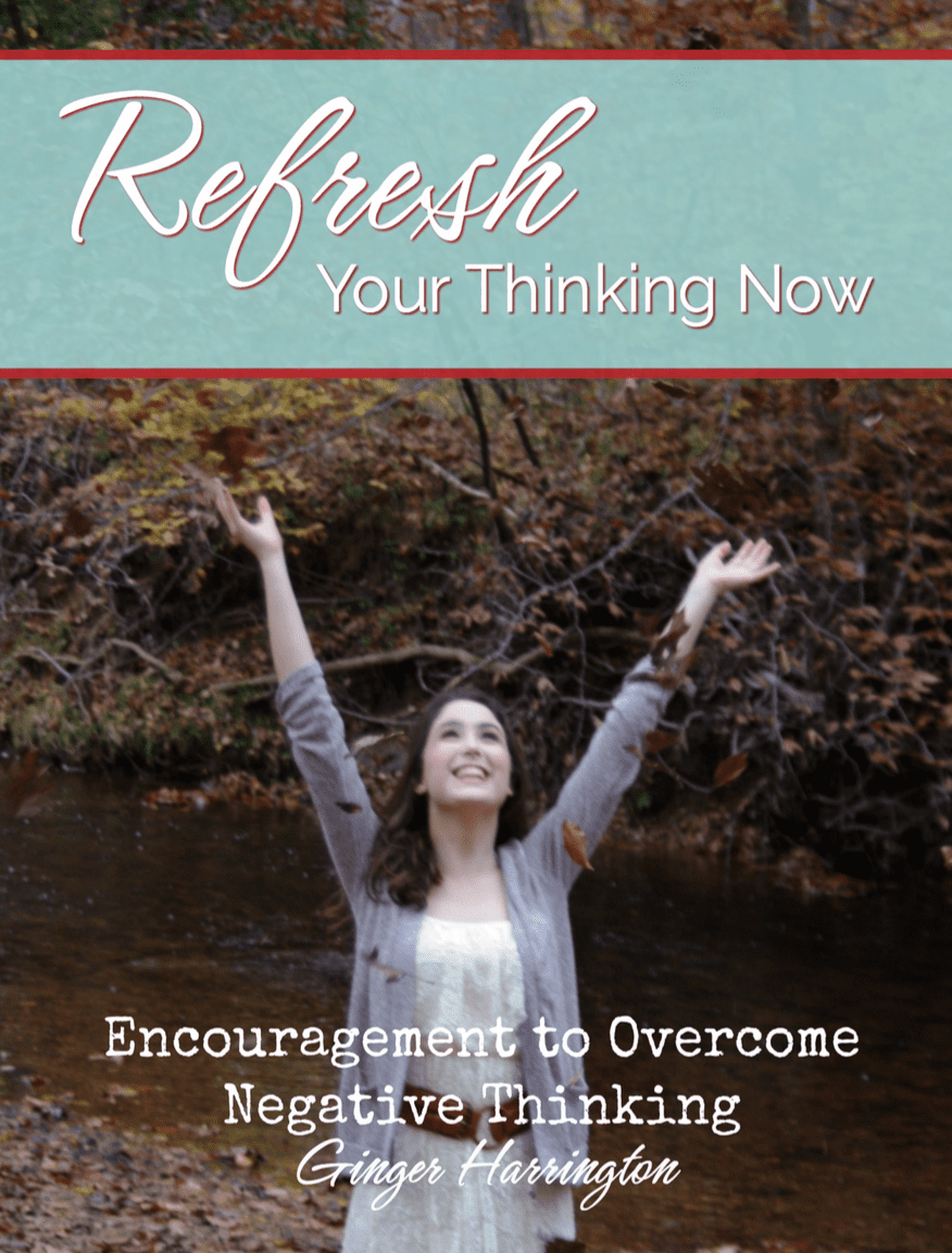 Strategies and Scriptures to Combat Negative Thinking: With Free E-book