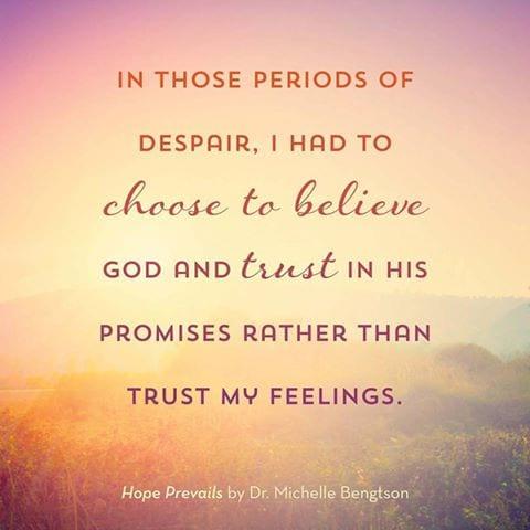 #HopePrevails, overcome depression