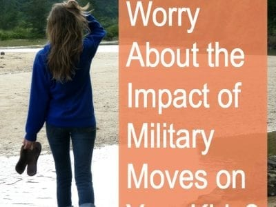 Do you worry about the impact of moves on military kids? Frequent moves can be hard on military families. Discover the benefits of military moves.