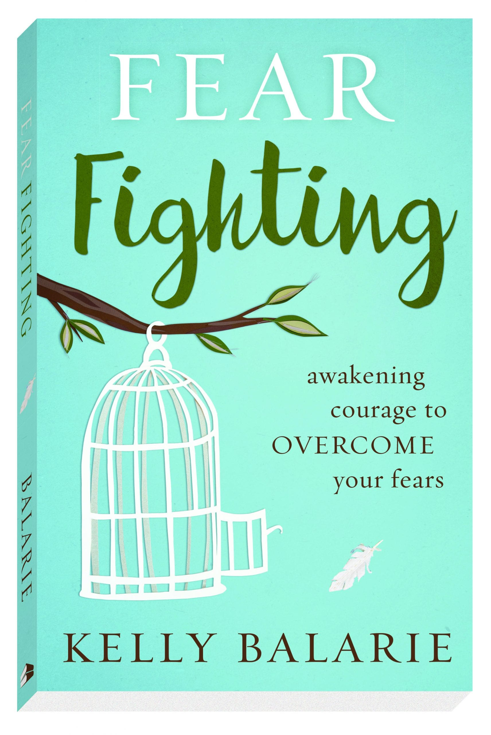 Fear Fighting Book Launch