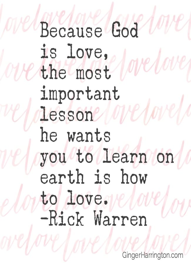 Great quotes on love.