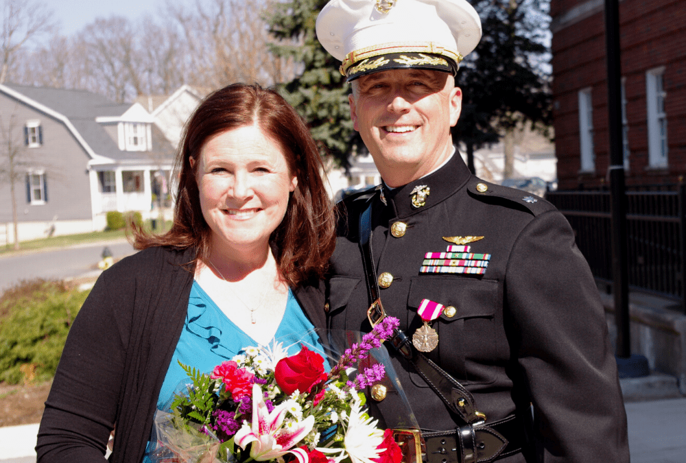 Honored to Be a Military Wife This  Memorial Day