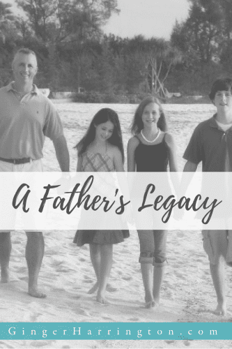 A Father's Legacy. Building a godly legacy impacts generations. Support the fathers in your life with prayer. Free printable of prayers for fathers.