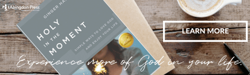 Check out the award-winning book, Holy in the Moment. Join Ginger Harrington for an encouraging look at making the most of daily choices to to trust God in the moment. Overcome anxiety, perfectionism, insecurity, and other flesh traits that hold us back. Find freedom in Christ one moment at a time!