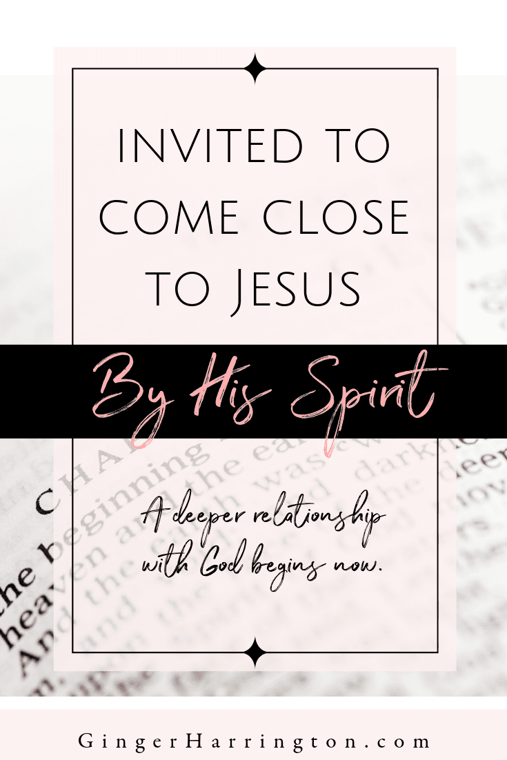 A deeper relationship with God begins now. Jesus invites us to come close, just as he invited the children to come to him. We are invited by his spirit to come close and be blessed. Discover the power of child-like faith.