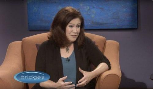 Ginger Harrington interviewed by Monica Schmelter of Bridges TV.