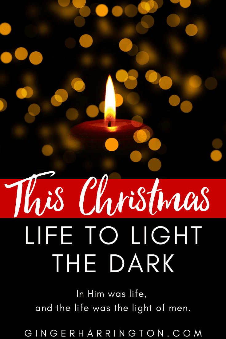 Spark hope in your heart this Christmas.