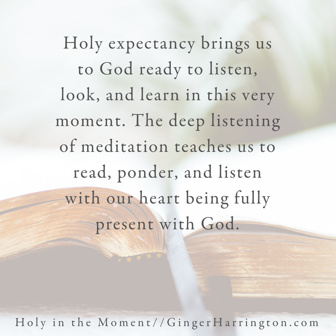 Reading and reflecting on God's Word teaches us to listen to God. Learn more about listening to God through His Word.#listeningtogod #godsword #quiettimewithgod #trustinggod #holyinthemoment #christianauthor #christianspeaker