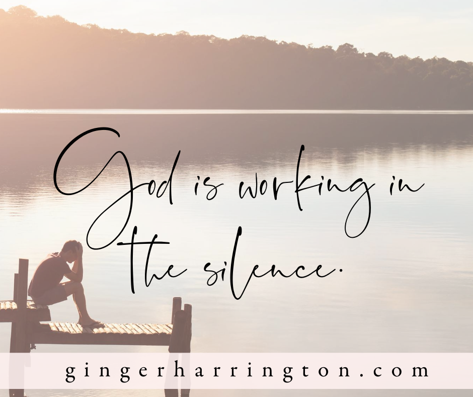 Sound becomes the white noise of our souls keeping us distracted and disconnected from God.In Quiet Times, Bible study, devotions, and daily life with Jesus, God has a purpose and benefit for silence. Becoming comfortable with silence helps us to connect with God on a deeper level.