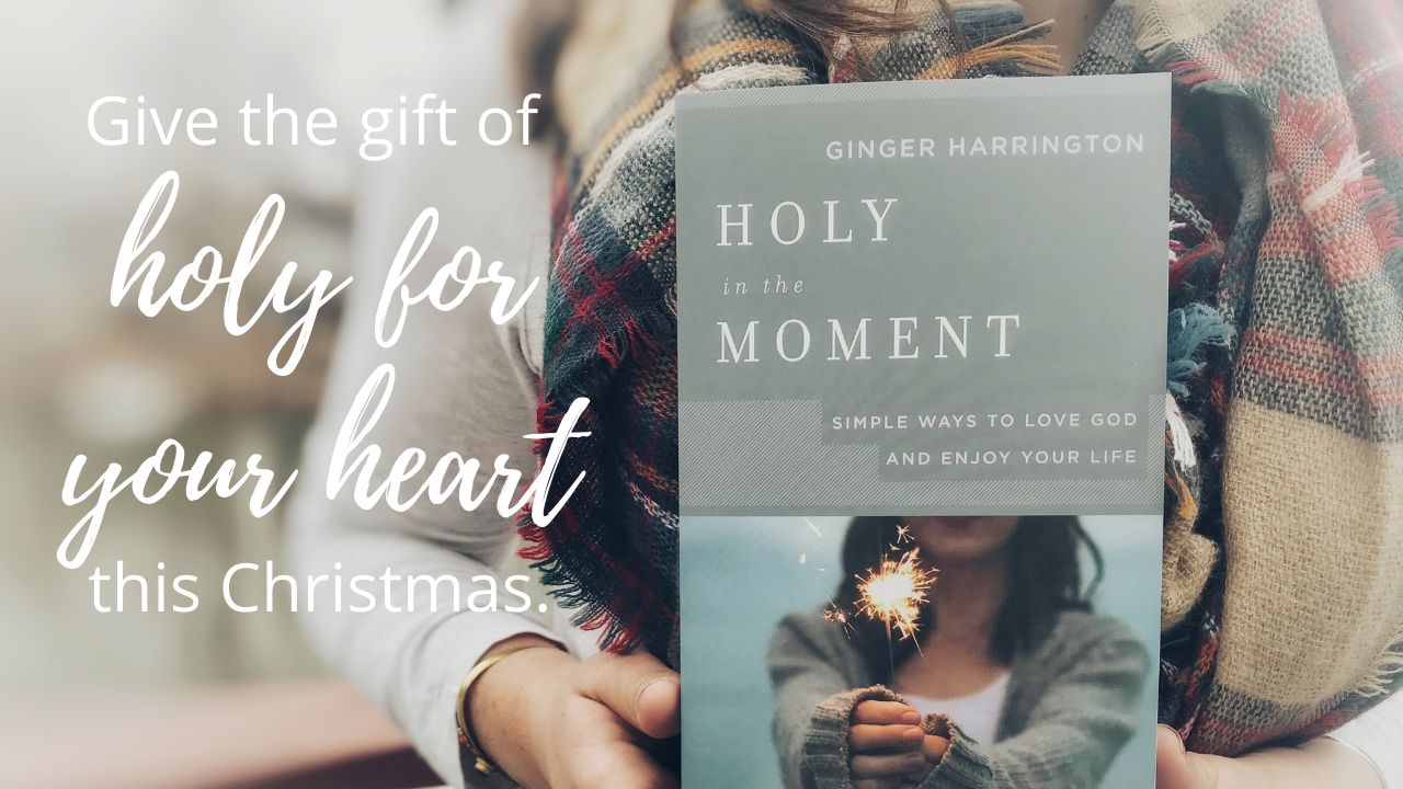 Discover the power of small choices and intentional moments to overcome anxiety, perfectionism, insecurity, and other challenges that hold us back. Practical encouragement to deepen your faith and inspire you to walk in freedom.