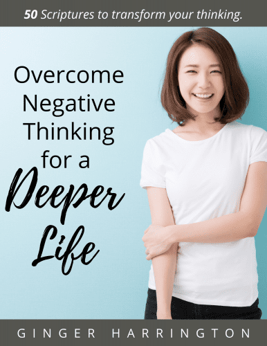 Toxic thoughts are corrosive to our spiritual, emotional, physical, and relational well-being. Learn to identify negative thinking patters and develop mental and spiritual strategies to overcome negative thinking. Learn how to stop negative thinking with biblical wisdom and help for breaking the pattern of negative thinking. Are you ready to stop letting your thoughts boss you around?