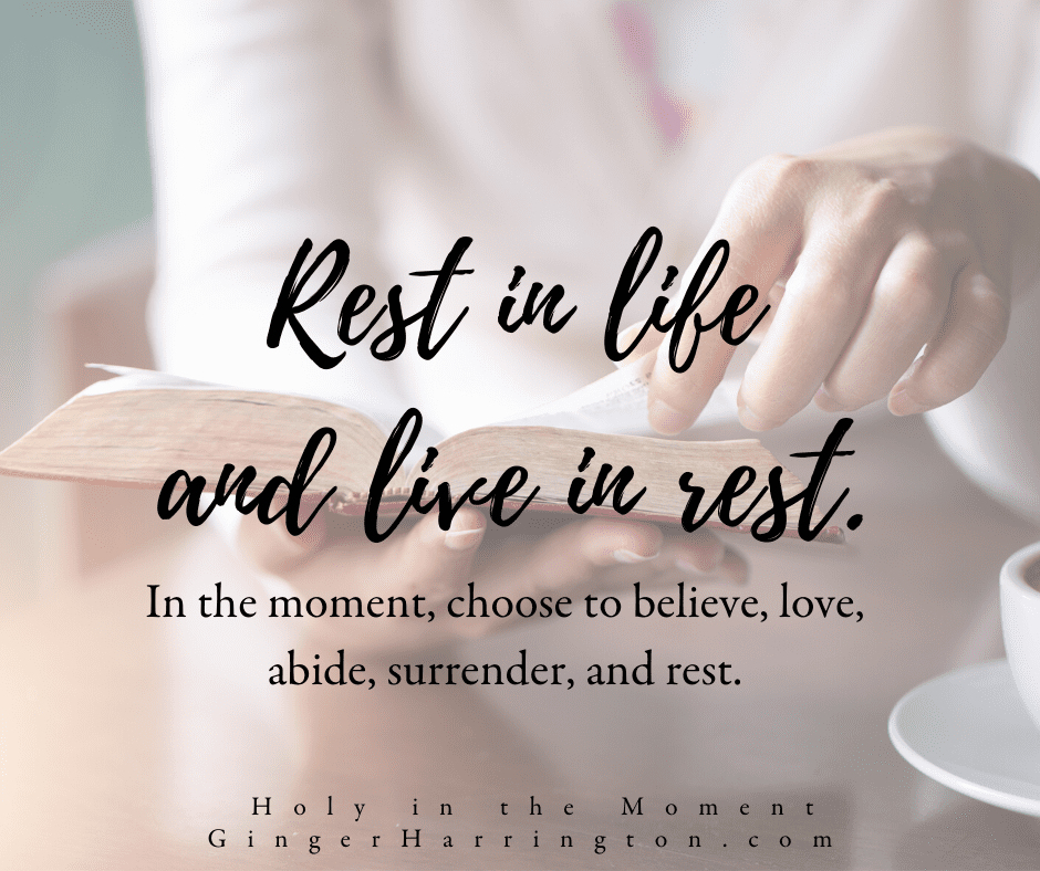 What is the meaning of spiritual rest and why is finding rest for our soul important? Spiritual rest is easy to overlook until we face the burnout of mental, emotional, or physical exhaustion. Worry, anxiety, anger, frustration, bitterness, unforgiveness, and stress burden our souls. Different from self-care, soul care restores our spirit, empowering us to experience peace and perseverance when we face challenges. Inspiration to rest for Christian women struggling with worry over the problems of life. Matthew 11:28-30 teaches us to rely on Christ and trust him with our challenges.